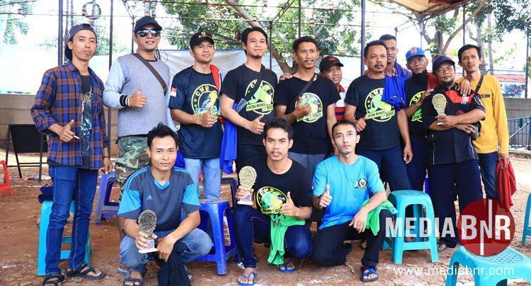Tertib dan Lancar, Bekasi Bird Champions Ajang Silaturahmi Kicaumania