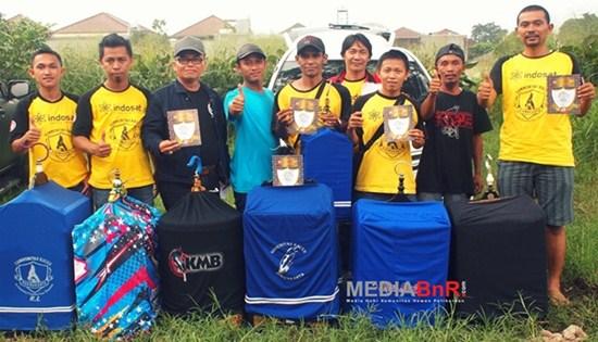 KKLB Mendominasi, Gideug Come Back