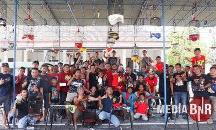 Intermezo Berjaya, Shaamson SF & Garda Jepara Borong Juara