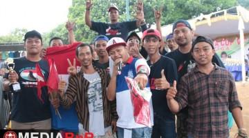 Komunitas MB Borneo Jakarta, Salatiga, Kendal DLL Eksis di Arena Walikota Cup Salatiga