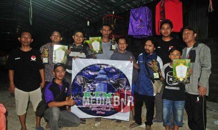Trucuk Mania Support Re-Launching Ganlam Kertanegara Ent
