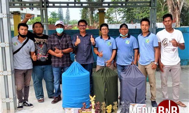 Tampil Nyeri MB Shifa Dan MB Bintang Kejora Sabet Murai Borneo Terbaik Bersama