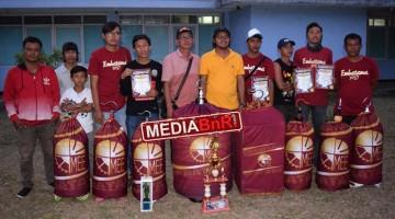 Kru Embatama Team Melejit lewat Many Pacquiao.