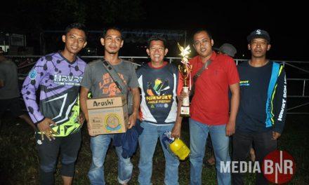 Kacer Si Manis Sabet Double Winner