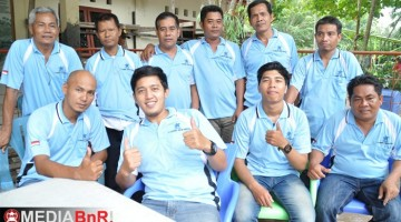 Kru Juri Independent Dibawah   komando H. Parno Larasati