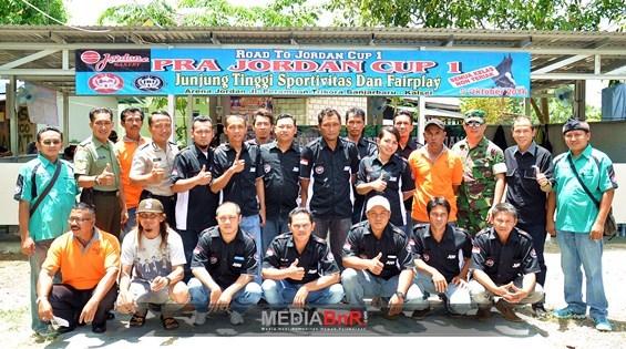 Pemanasan Jelang Jordan Cup 1