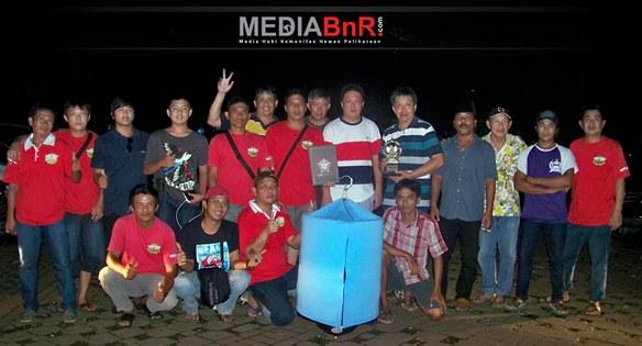 Merapi Milik Holik Mr. Joss Harumkan Lampung di Even Nasional