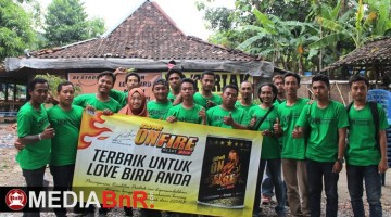 Kru Panitia Anniversary ke 3 IKM Gemolong Sragen