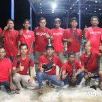 Satria Muda BC Dan Tamban Sari SF Sabet Predikat Juara Umum