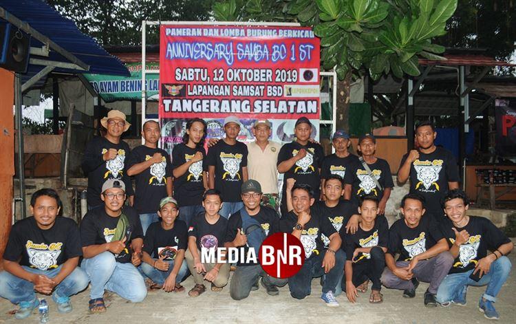 Jambrong, Jagat, Senopati Dan Songgo Langit Tampil Istimewah Di Anniversary Samba BC