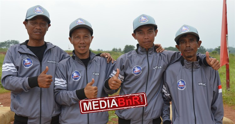 Kru Wasit PMTI Pengcab Bogor tim suksesi lomba di Bogor.
