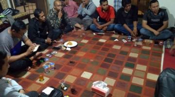 Kumpul JBI Jabar di kediaman H. Mungin (2)