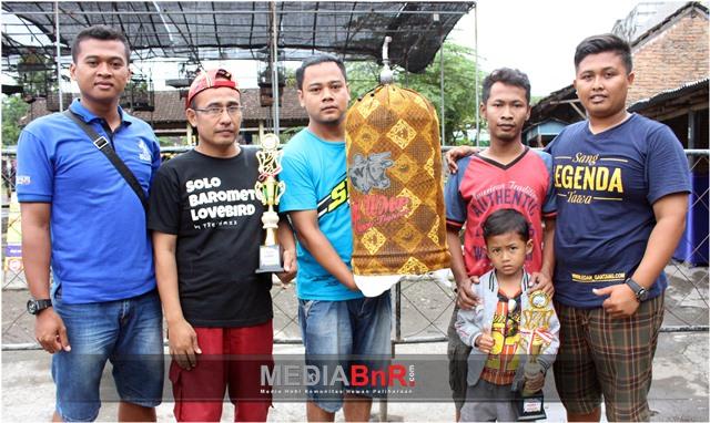 Kusumo Masih Bertaji, Mr Bashori Borong Juara