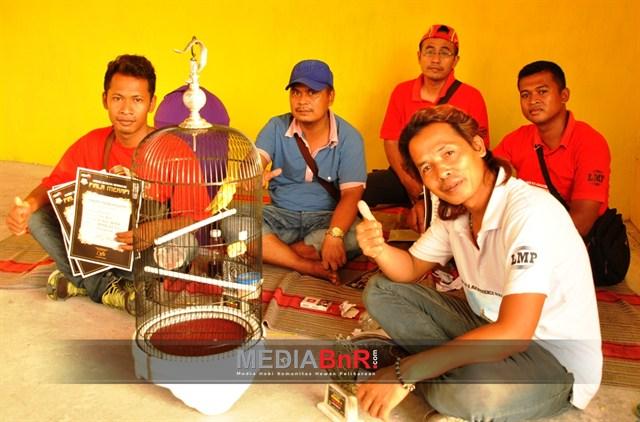 Kusumo milik H Sigit WMP-Tetap  Primadona dikelas LoveBird