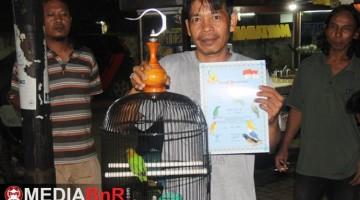 LB Gunung lawu gacoan Grandong raih juara pertama