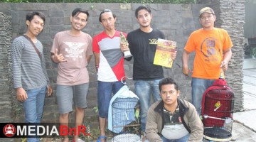 LB Nemo 99 gacoan Mr Chandra Palm SF Juara Pertama LB Threedjaja