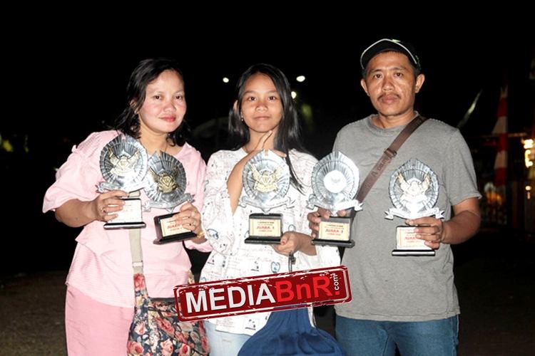 Masih Jadi Primadona, LB Zuviter Nyaris Quatrik di lomba 1st Anniversary The Winner