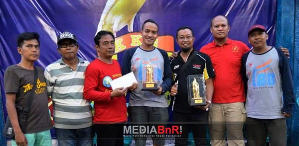 LBB Team Cup IV Sediakan Trophi dan Medali Bagi Juara 1 hingga 10