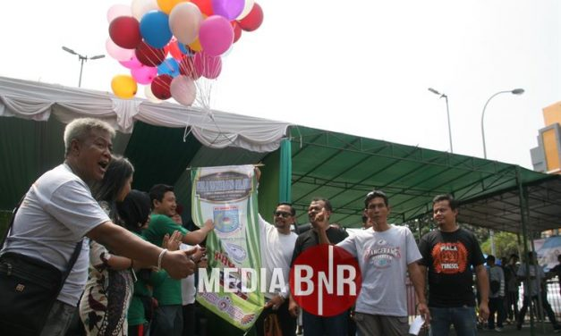 Walikota dan Para Tokoh Lintas Blok Hadiri Piala Tangerang Selatan