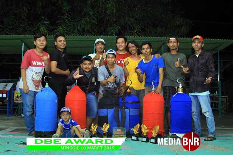 DBE Award Tangerang – Diramaikan 1.250 Peserta, MB Bejo, Ambasador & Black Hunter Berebut Podium