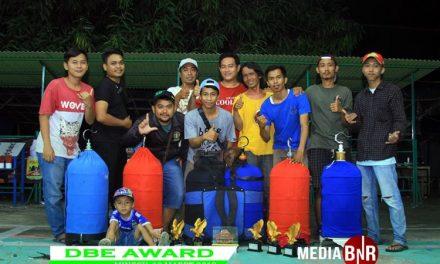 Lonkam BC Rebut Juara Umum DBE Award Tangerang