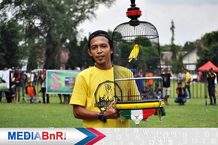 Putri Dewi, Love Bird 600 Juta Menang di Jogja Istimewa