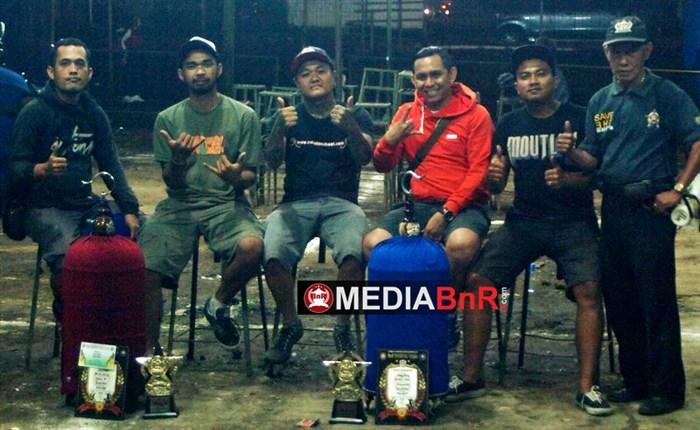 LPB Nangkring Di Klasemen Juara