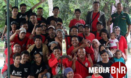 Anniversary 4th Lsc Team Bersama Rangkok BC