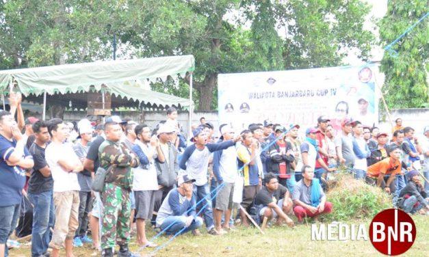 Memperingati Hari Jadi Kota Banjarbaru Ke 20