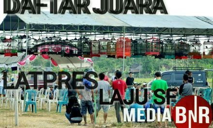 Daftar Juara Laju SF, HUT Bhayangkara ke – 73