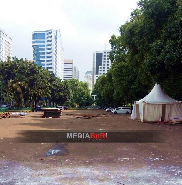 Presiden Cup IV Parkir Selatan Senayan