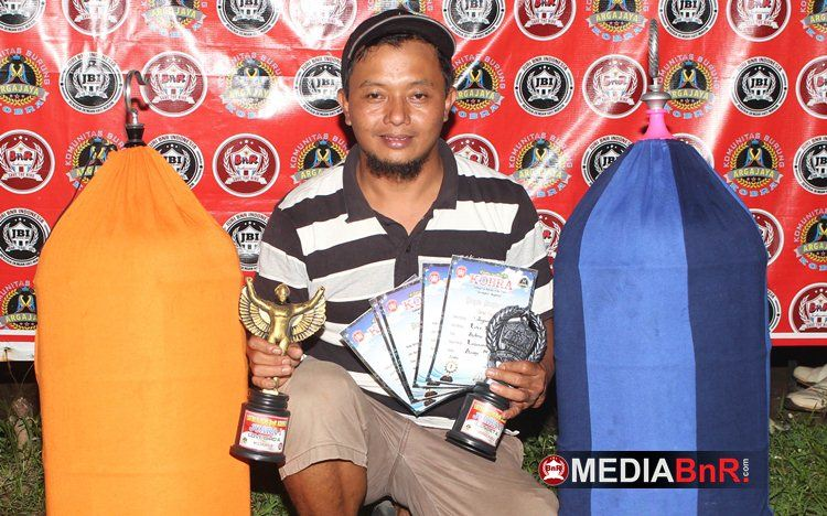 Lazuardi Wibowo - Jaguar The Winner Kelas Kobra