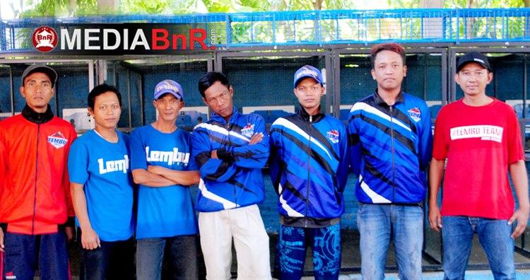 Lembu team Kebumen siap beraksi tahun 2018