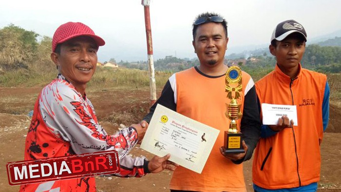 Lewat Bungsu, RCG Team Naik Podium