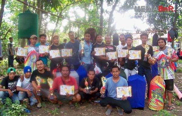 Lewat Keyla Mutiara SF Borong juara di LB