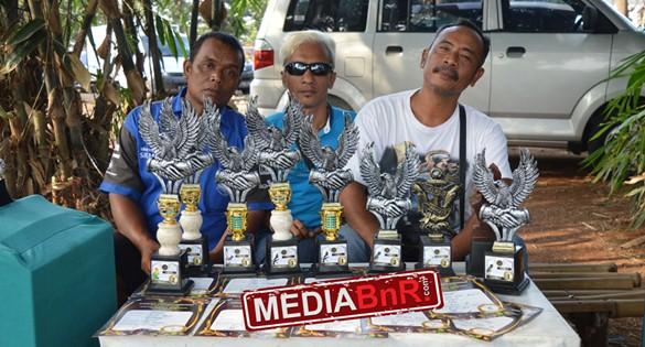 H. Lili Borong Juara, Raja Sunda Hattrict, Jenny & Jendral Moncer