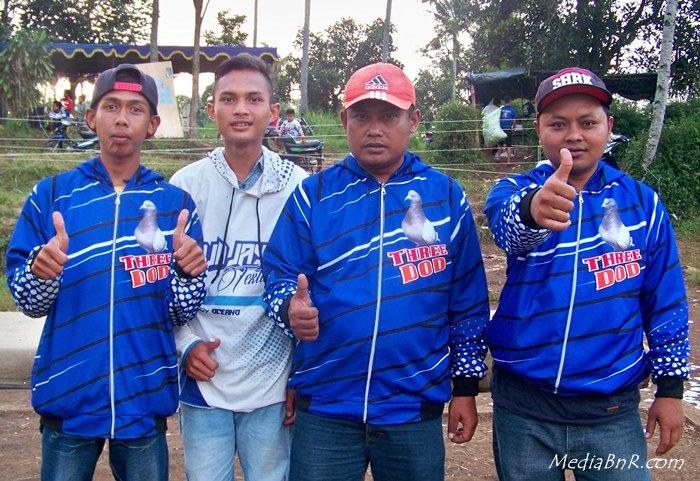 Lewat Toya & Dibbala, Tree Dod Borong Juara