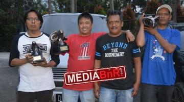 Lewat kawalan Somad Jokers SF hantarkan Red Devil dan Rajawali juara 1 di kelas bergengsi MB dan AM.