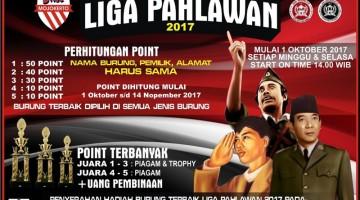 Liga Pahlawan 2017 BnR Mojokerto