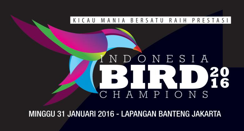 Aturan Indonesia Bird Champion 31 Januari Lapangan Banteng