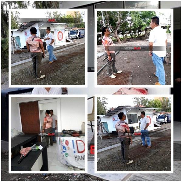 Ketua Harian Cek Lapangan BnR Surabaya
