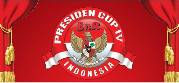 Kandang Seragam Presiden Cup IV 2 Oktober 2016
