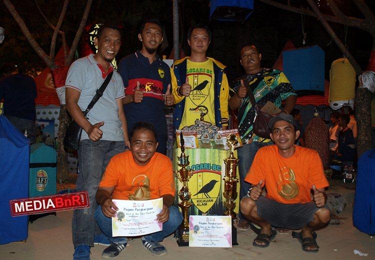 Losari BC Eksis Juara di Festival F8 Makassar