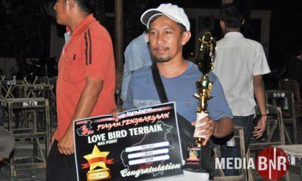 LB Melati Sabet Double Winner Dan Terbaik