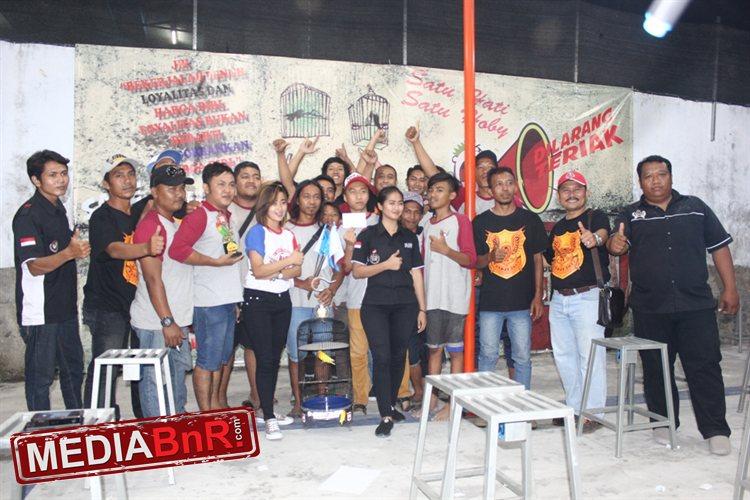 Love Bird Smile Ring PJM berhasil juara di Repoeblik Pandji