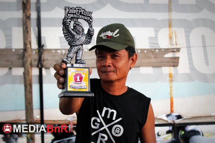 Lu Liat Jin milik Ahok Juara