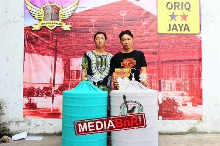 Luckyto - Raih Juara Pertama, Jaguar Kibarkan Bendera LS-BF