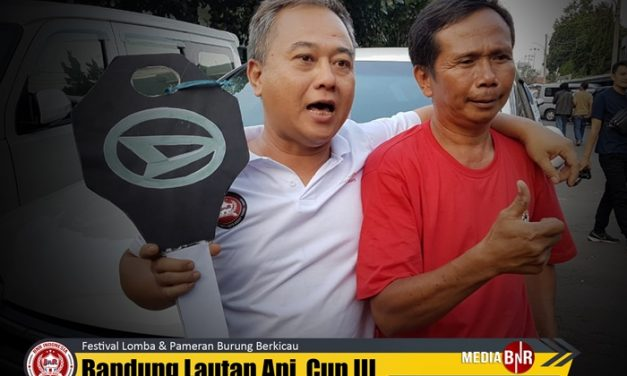 Murai Batu Semar Sakti Raih Hadiah Mobil di Bandung