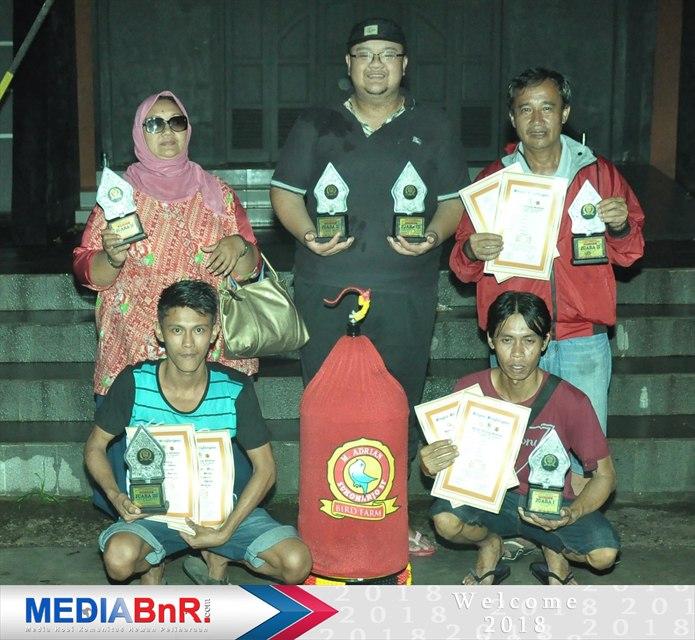 M. Adrian SKH Kokoh di Jalur Juara Love Bird, Lanjut ke Malioboro Vaganza