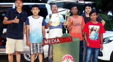 M.S juarai kelas utama lintas EO Piala Kota Hujan 2